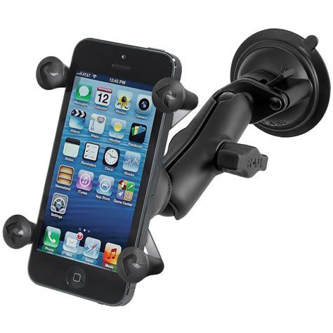 ram phone mount ram mounts twist lock suction cup mount ram b 166 un7u b h
