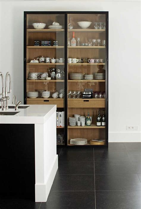 Kitchen Crockery Cabinet Designs   WoodWorking Projects