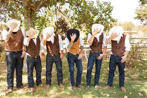 Country Western Style Wedding  Rustic Wedding Chic