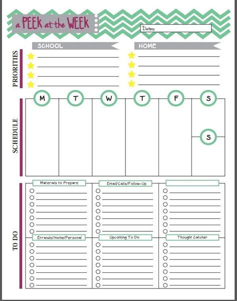 25 best ideas about planner on