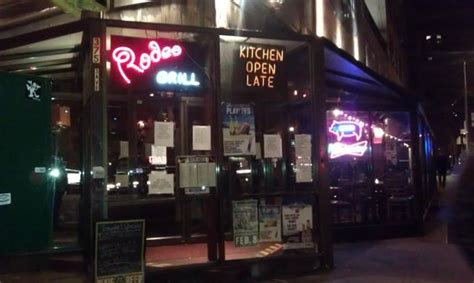 Rodeo Bar, New York City