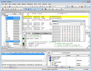 U00b5vision User U0026 39 S Guide  Hello  Your First Embedded Program