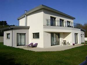 maison fouesnant casea immobilier page 6 With amazing plan de belle maison 10 de maison contemporaine achat