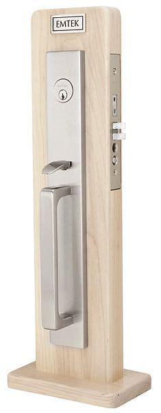 lugano contemporary lock sets mortise entry sets