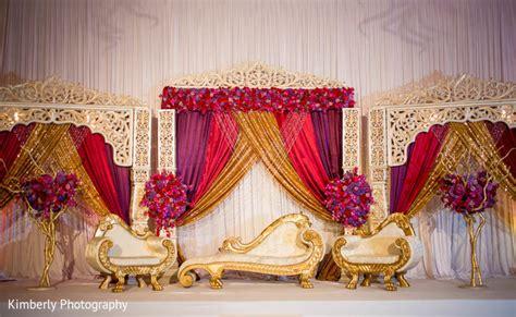 pakistani wedding decor photo