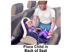 Baby Car Seat With Airbags by Child Safety Seat