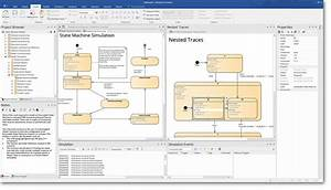 Uml Modeling Tools For Business  Software  Systems And