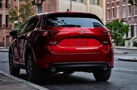 2018 Mazda Cx5 Skyactivd Diesel Confirmed For Us Photo