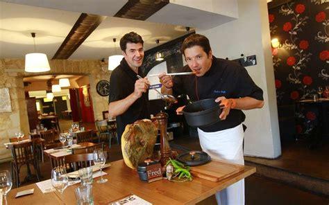 cuisine par region frédéric coiffé le chef qui va faire la cuisine au salon