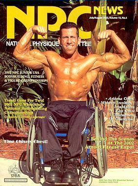 npc national physique committee news magazine