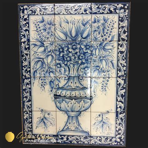 piastrelle dipinte a mano ceramiche di caltagirone agatino caruso prestigiose