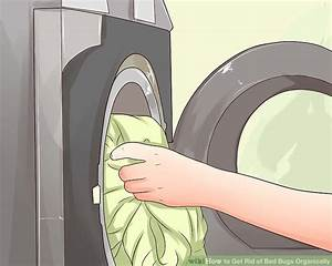 4 easy ways to get rid of bed bugs organically wikihow With do bed bugs die in the washer