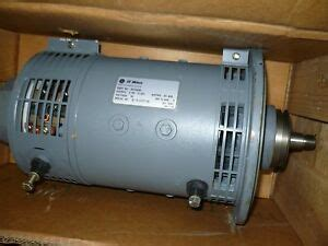 Electric Motor Information by New Hyster Ge 36v Electric Drive Motor For Stand Up