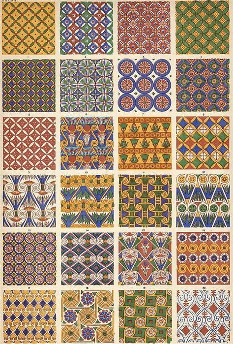 egyptian art patterns  patterns