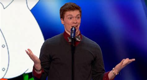 daniel fergusons singing impressions  agt   good