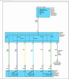 C6 Electrical Seat Wiring Diagram