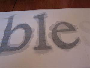transferring letters to wood sign gotta make this in With transfer letters to wood