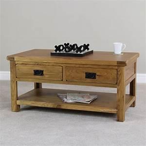 Oak coffee tables decorating oak coffee table home for Cheap oak coffee table