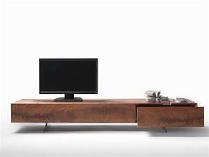 Moderne Tv Lowboards : tv lowboard aus holz kollektion piuma by flexform design antonio citterio tv unit ~ Whattoseeinmadrid.com Haus und Dekorationen
