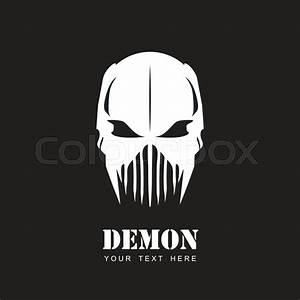 White Mask  Alien  Predator  Artwork  Suitable For Team