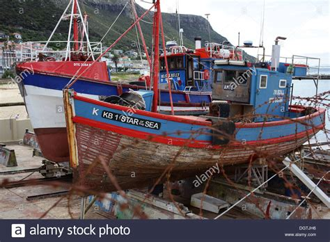 Small Fishing Boat Images by Small Fishing Boats In Dry Dock Stock Photo Royalty Free