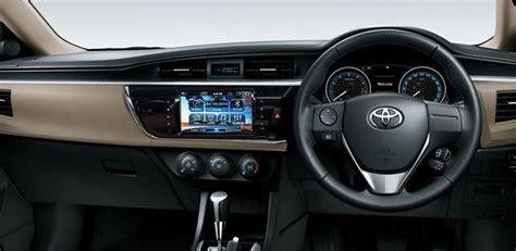 Toyota Corolla Altis Grande CVT i 1.8 2017 Price In