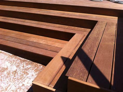 escalier en bois exotique plan escalier bois exterieur obasinc