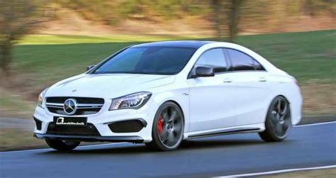 45 amg tuning b b reveals tuning package for the mercedes 45 amg
