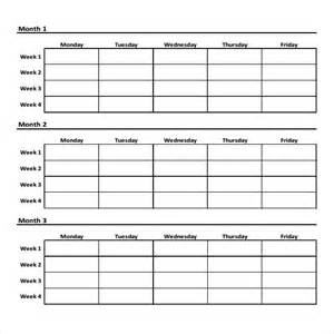 Workout Plan Template Excel Sle Workout Chart 7 Documents In Pdf