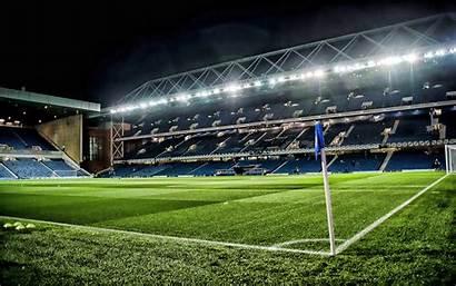 Rangers Ibrox Stadium Fc Night Park Football