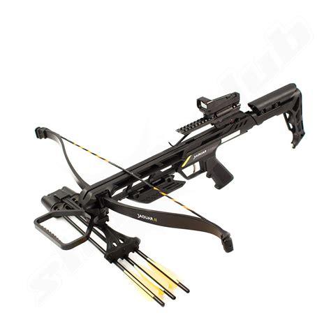 armbrust jaguar 2 gewehrarmbrust jaguar ii 175 lbs schwarz