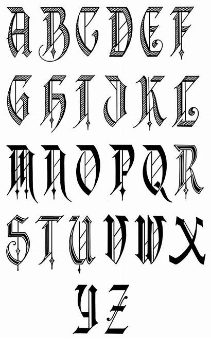 Calligraphy Printable Alphabet Alphabets There Many Fonts