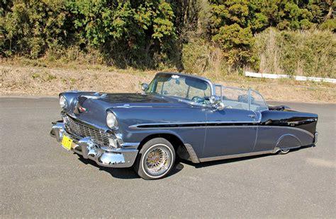 1956 Chevrolet Bel Air Convertible  Platinum Iv From Japan