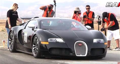 Bugatti Veyron Half Mile Run At Shifts3ctor