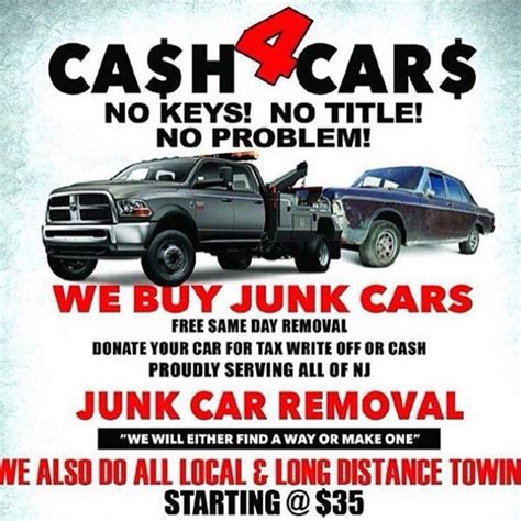 Cash for cards near me. No Limit Towing & Cash For Cars Coupons near me in Irvington | 8coupons