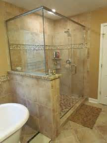 bathroom with mosaic tiles ideas mesa beige tile ideas pictures remodel and decor
