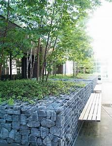 les 28 meilleures images du tableau gabion sur With ordinary amenagement terrasse et jardin 6 le domaine du paysage