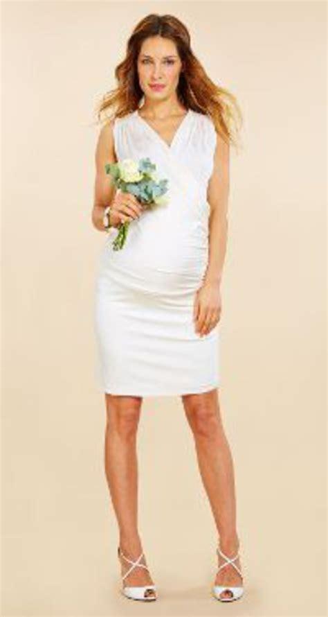 robe mariage femme enceinte tati o 249 acheter une robe de mari 233 e pour femme enceinte l
