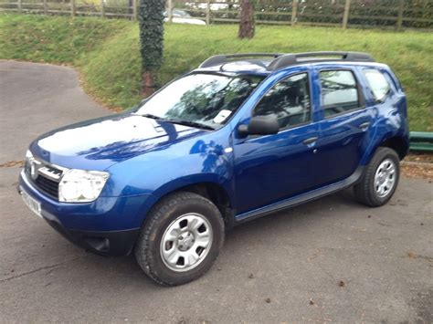 Used Dacia Duster Ambiance Dci, For Sale In Gloucestershire