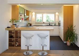 Küchenbar Selber Bauen : k chen mit bartheke ~ Sanjose-hotels-ca.com Haus und Dekorationen