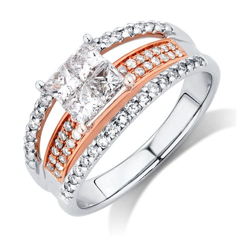 Online Exclusive  Engagement Ring With 1 Carat Tw Of. Broken Wedding Rings. Roman Coin Rings. Cullinan Ix Rings. Desain Wedding Rings. 2 Stone Engagement Rings. Wish Wedding Rings. Arm Rings. Highschool Rings