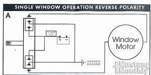 Mump 1107 20 Electric Life Power Windows Single Window Wiring Diagram