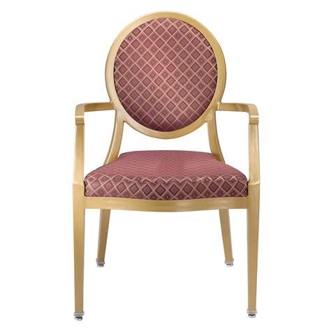 7952 1 aluminum banquet chair