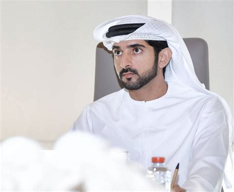 See a recent post on tumblr from @fazzaandfamilyblog about sheikh hamdan. Source link
