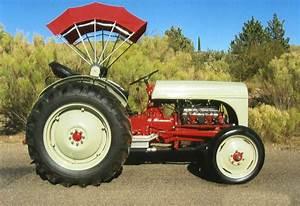 1951 Ford 8n Custom Tractor