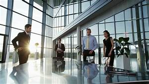 A Confident and Attractive Business Stock Footage Video ...
