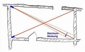 Oberflächentemperatur Wand Berechnen : rechte winkel mit dem laser entfernungsmesser pr fen 1 ~ Themetempest.com Abrechnung