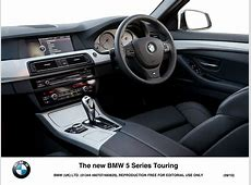 New Wallpapers 2011 BMW 5 Series Touring