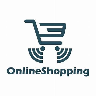 Shopping Brands Logos Cart Vector Onlineshopping Wifi