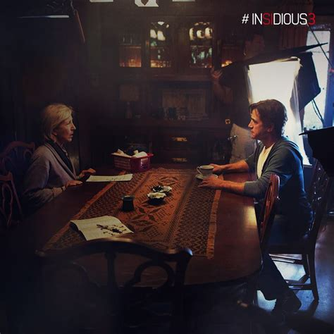 New Behind-The-Scenes Still From Insidious: Chapter 3 ...